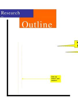 PowerPoint on how to write a research paper